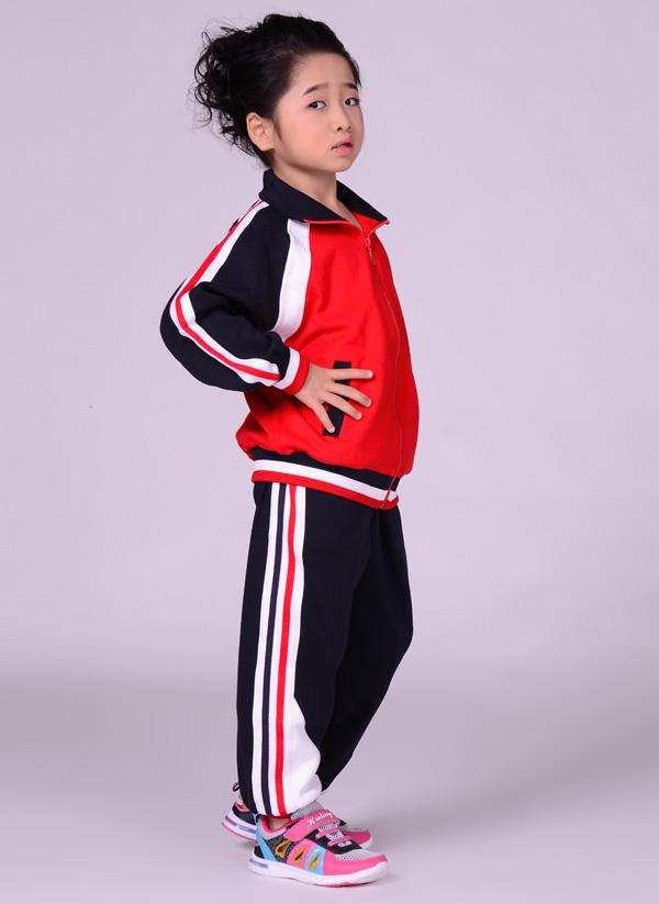 2013年冬季幼儿园运动服